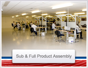Sub and Full Product Assembly